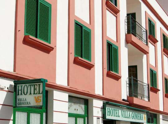 होटल तस्वीरें: Hotel Villa Gomera