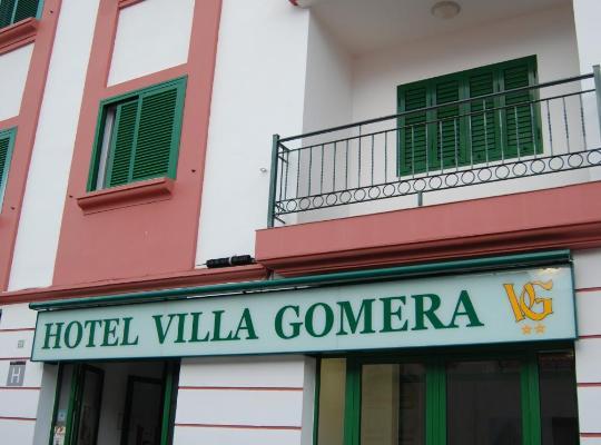 Хотел снимки: Hotel Villa Gomera