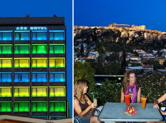 ホテルの写真: Athens Center Square Hotel