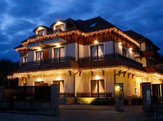 Zdjęcia obiektu: Hotel Ködmön
