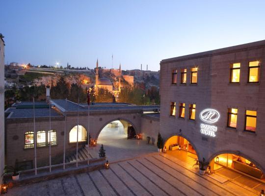 酒店照片: Manici Hotel Sanliurfa - Special Category