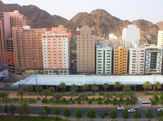 Hotel bilder: Al Jaad Mahbas Hotel