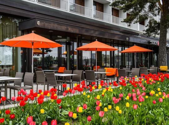 Hotel fotografií: Original Sokos Hotel Tapiola Garden Espoo