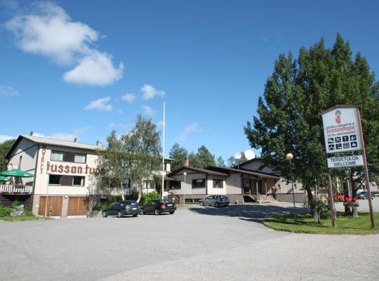 Hotel fotografií: Hotelli Jussan Tupa