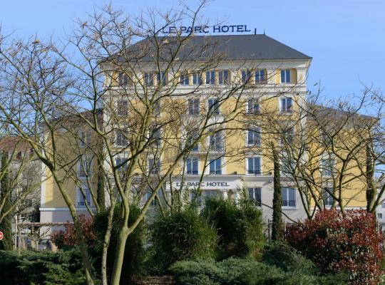 Zdjęcia obiektu: Plessis Parc Hôtel