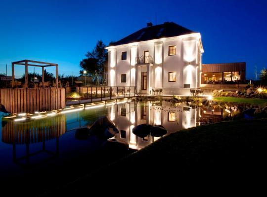 Hotel foto 's: Penzion Nový Rybník