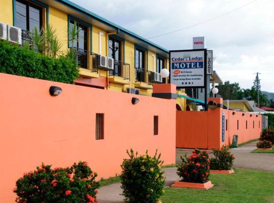 Fotos do Hotel: Cedar Lodge Motel