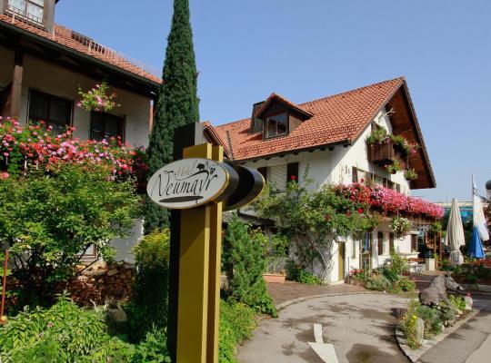 Φωτογραφίες του ξενοδοχείου: Hotel Neumayr