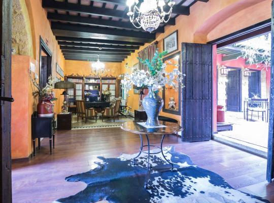 Hotel bilder: La Casona de Calderón