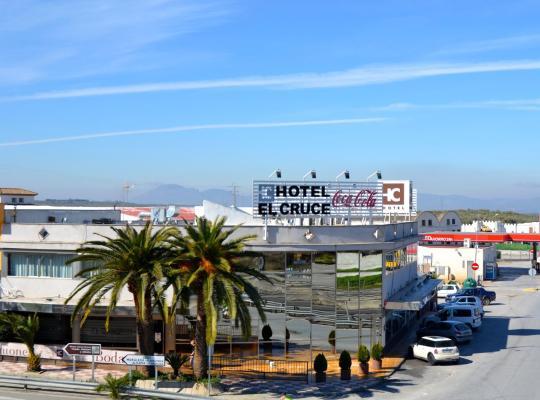 Otel fotoğrafları: Hotel El Cruce
