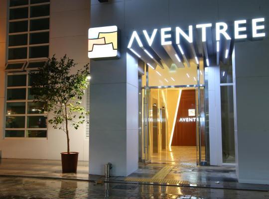 Hotel bilder: Aventree Hotel Busan