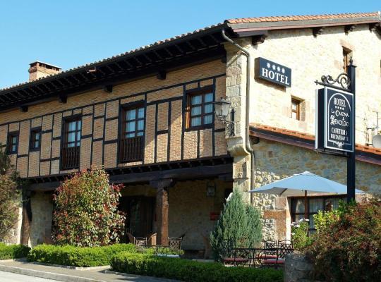 Fotos do Hotel: La Casona de Revolgo