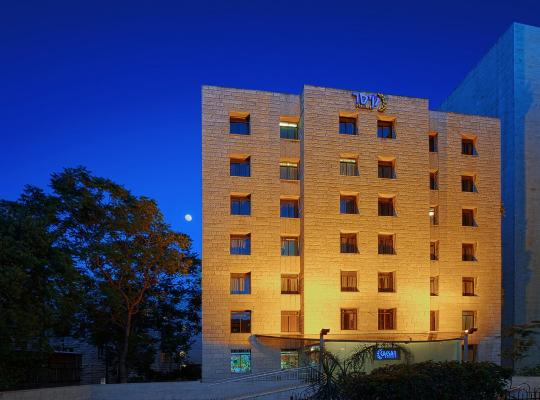Hotel fotografií: Caesar Premier Jerusalem Hotel