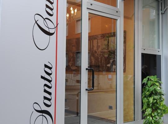 ホテルの写真: Santa Caterina