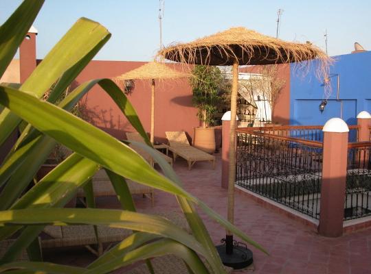 酒店照片: Riad Ida Ou Balou