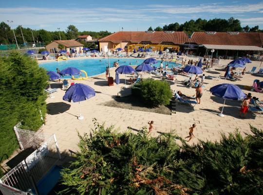 ホテルの写真: Résidence Odalys - Les Villas du Lac