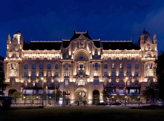 Hotel photos: Four Seasons Hotel Gresham Palace Budapest