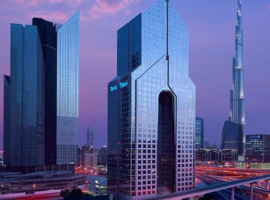 Viesnīcas bildes: Dusit Thani Dubai