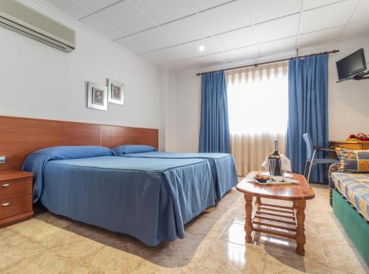 Хотел снимки: Hotel Reig