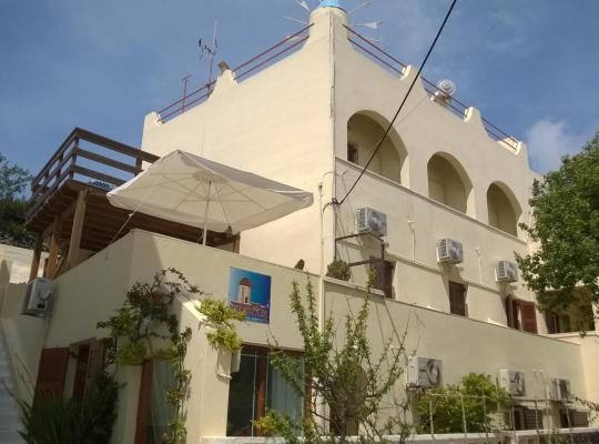 Hotel Valokuvat: Anemomilos Villa