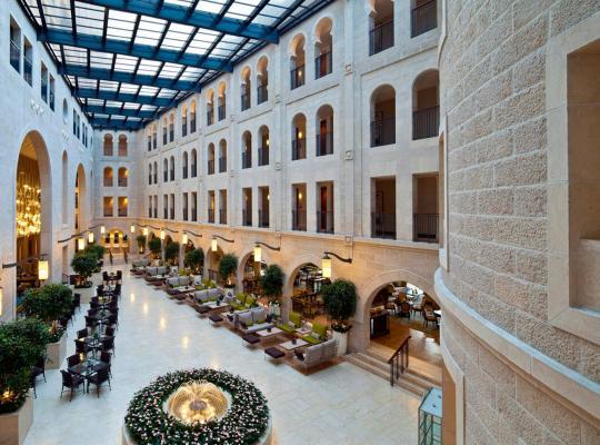 Képek: Waldorf Astoria Jerusalem