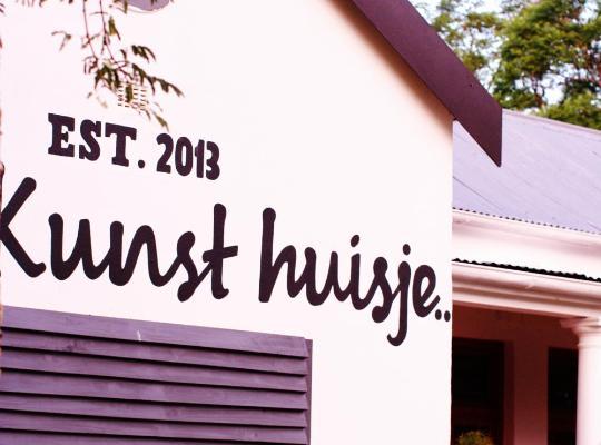 Hotel foto 's: De Kunst Huisje