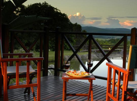 Хотел снимки: Umbhaba Lodge