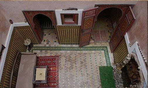酒店照片: Riad Tarik