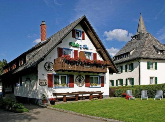 ホテルの写真: Gästehaus Wald und See