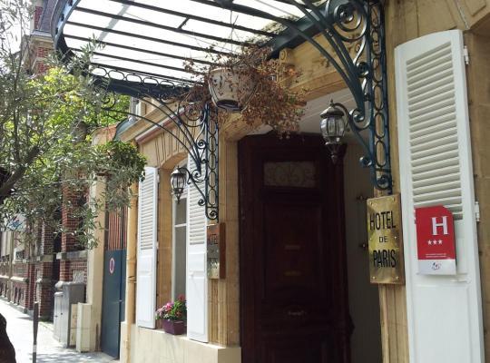 Képek: Hôtel De Paris