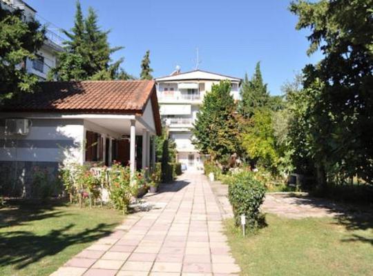 酒店照片: Drosia Apartments