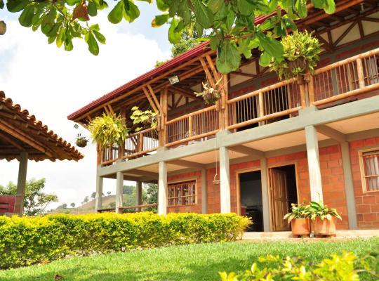 Hotel bilder: Finca Hotel Villa Ilusión