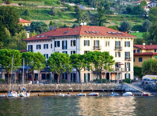 Хотел снимки: Hotel Lenno