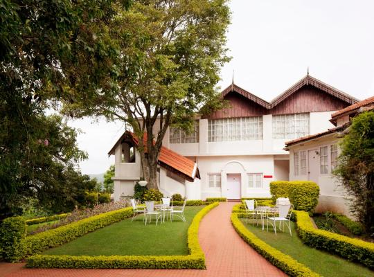 Otel fotoğrafları: The Gateway Hotel Church Road Coonoor