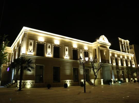 รูปภาพจากโรงแรม: Luxe Lankaran Hotel