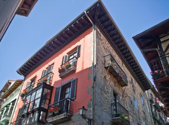 ホテルの写真: Hotel Palacio Oxangoiti