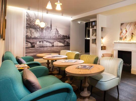 รูปภาพจากโรงแรม: 1er Etage Marais
