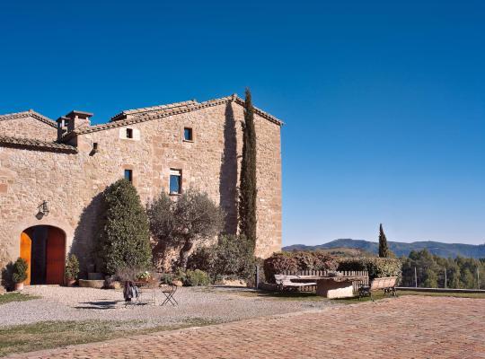 Hotellet fotos: La Garriga de Castelladral