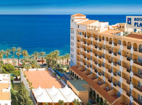 Фотографії готелю: Playadulce Hotel