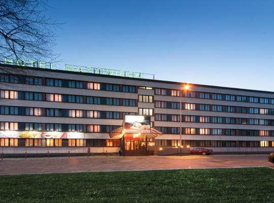 Fotografii: Hotel Mazowiecki