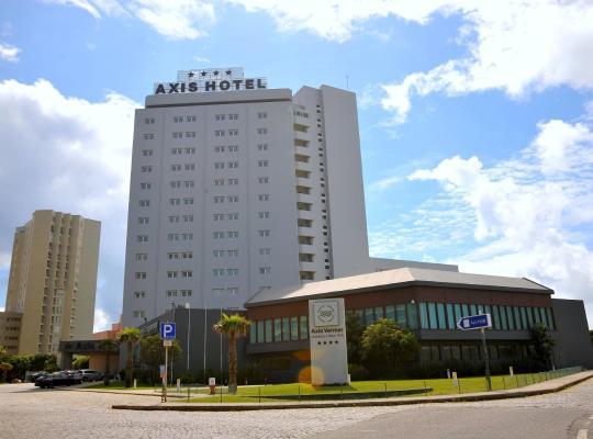 Φωτογραφίες του ξενοδοχείου: Axis Vermar Conference & Beach Hotel