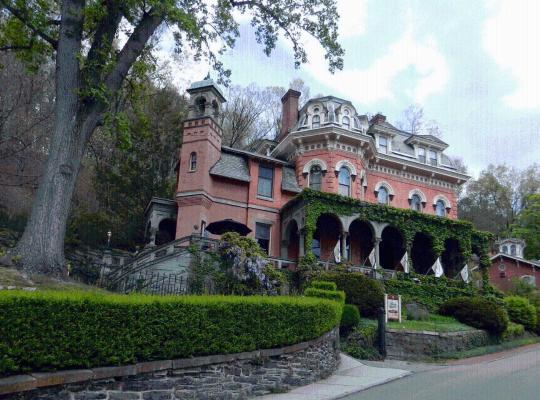 Zdjęcia obiektu: The Harry Packer Mansion Inn