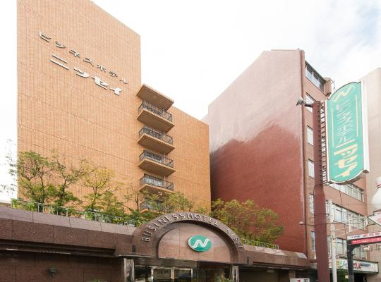 酒店照片: Business Hotel Nissei
