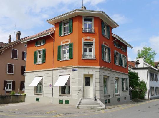Hotellet fotos: Die Bleibe - Bed & Breakfast in Winterthur-Töss