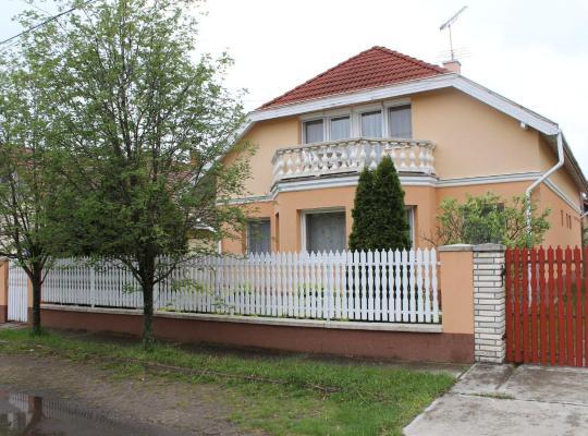 Фотографии гостиницы: Tulipán Vendégház
