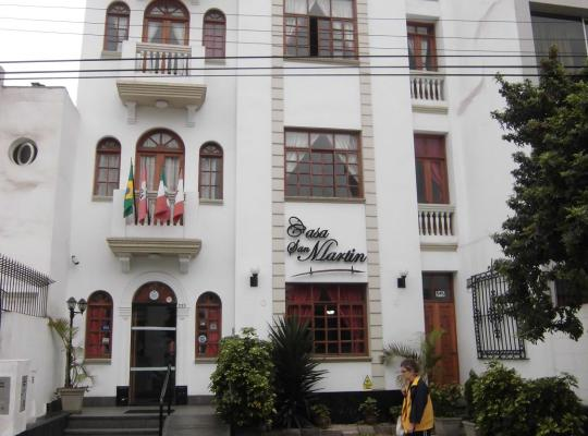 Хотел снимки: Hotel Boutique Casa San Martin