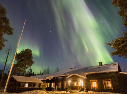ホテルの写真: Wilderness Hotel Nellim & Igloos
