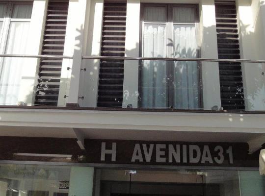 Фотографії готелю: Hotel Avenida 31