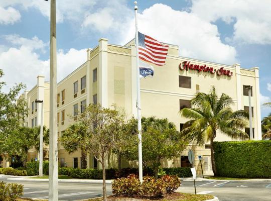 Hotel foto: Hampton Inn West Palm Beach Central Airport