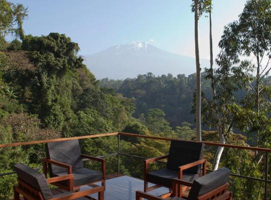 Fotos do Hotel: Kaliwa Lodge